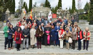 Lee más sobre el artículo CONSAGRACIÓN AL SAGRADO CORAZÓN DE JESÚS DE LA HERMANDAD NACIONAL MONÁRQUICA DE ESPAÑA