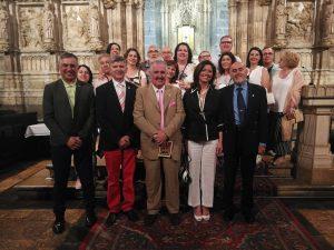 Lee más sobre el artículo ENTREGA DE LAS GRANDES CRUCES, 15 DE JUNIO VALENCIA-2019