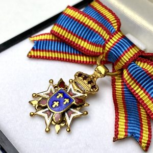 Medalla Miniatura de Dama