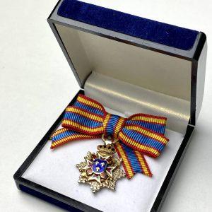Medalla Miniatura Comendadora
