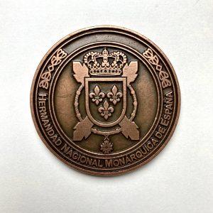 Moneda del V aniversario