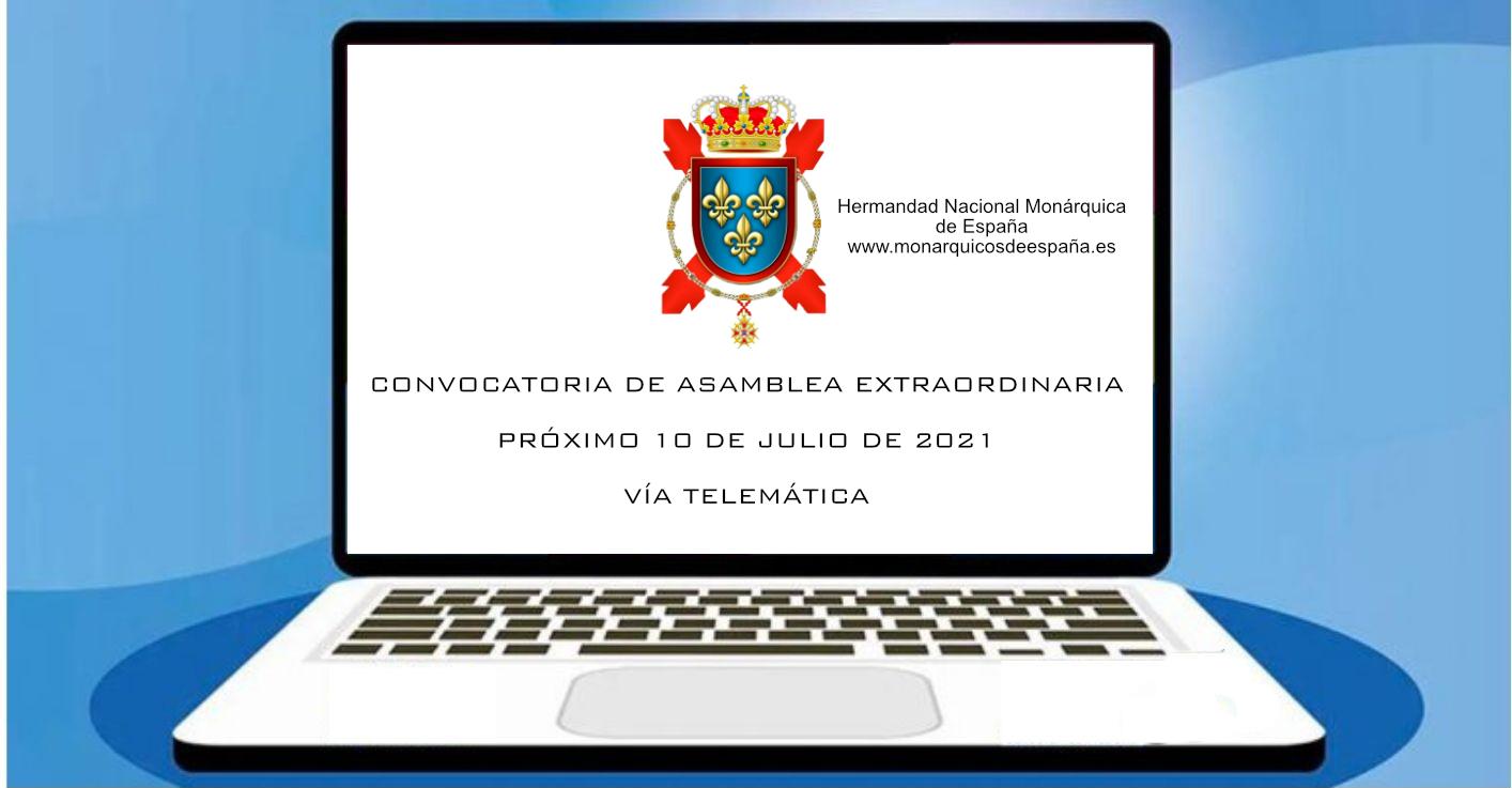 Lee más sobre el artículo Convocatoria Asamblea Nacional Extraordinaria