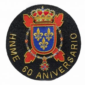 Parche-Escudo 60 Aniversario